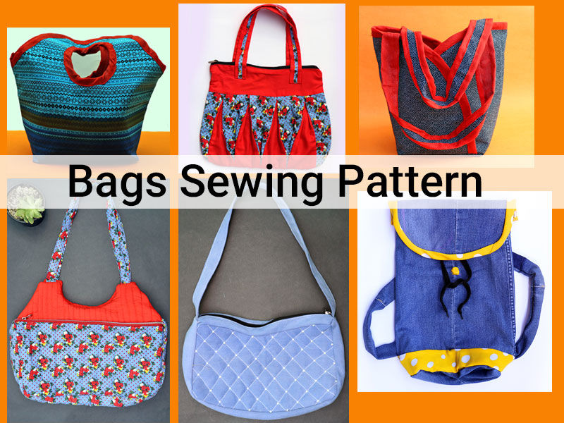 Bags Sewing Ideas From Waste Clothes