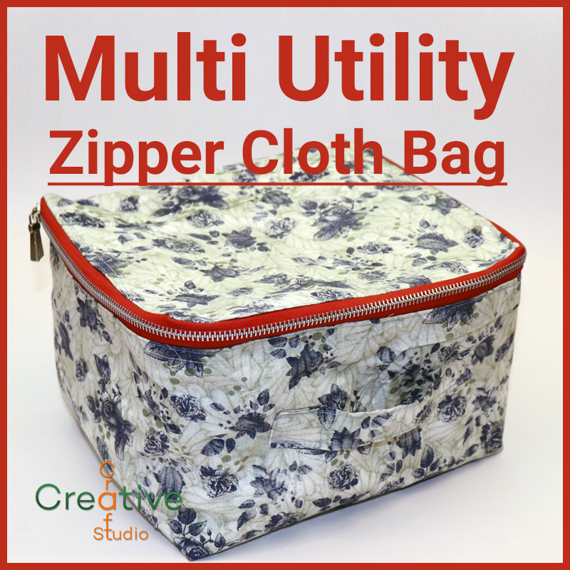 Sew multi-utility bag