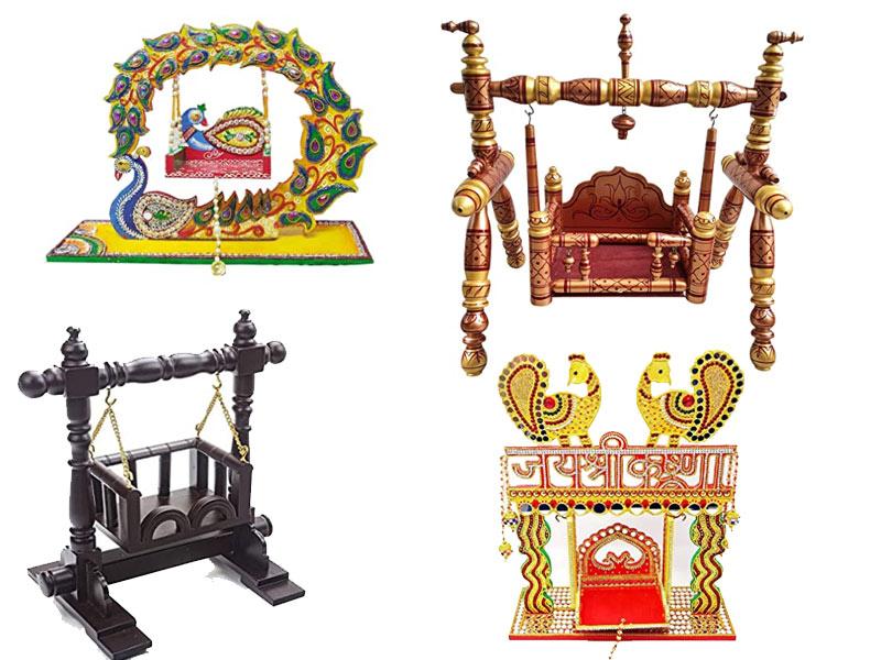 Laddu Gopal Jhula