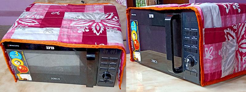 sew a Microwave Oven Cover