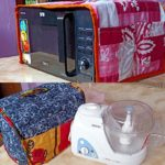 Sew home appliances cover at home