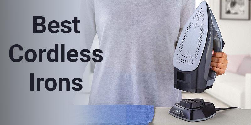 Best Cordless Irons